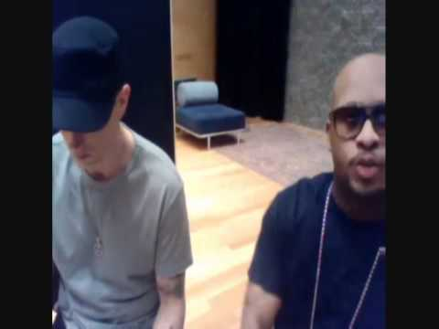 Eminem and Royce da 5'9 Live Chat Part 1