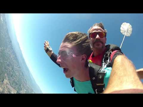 I JUMPED OUT OF A PLANE!? ( Funny Skydiving Videos )