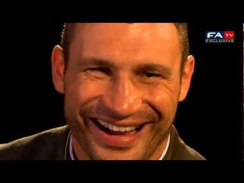 Vitali Klitschko's guide to Ukraine Euro 2012