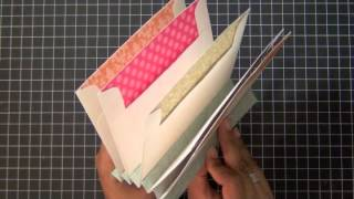 getlinkyoutube.com-SAF 2012: Envelope Mini Book Tutorial