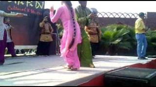 getlinkyoutube.com-punjabi bhangra by cute & sweet dancers at haweli palace khasa road chheharta amritsar