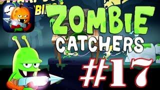 getlinkyoutube.com-Zombie Catchers | #17 | SWAMP - BEACH - SNOW - BOSS | Охота на зомби | Walkthrough PLAY IOS ANDROID