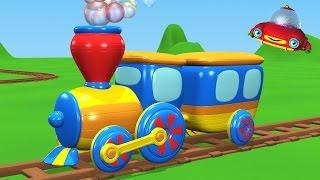 getlinkyoutube.com-TuTiTu Toys | Train