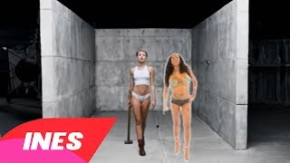 getlinkyoutube.com-Ines Brasil & Miley Cyrus - Wrecking BBB