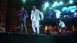 Bembé ft Jorge Junior - Maykel Blanco Y Su Salsa Mayor - Latinoamericando 2014 - Milano