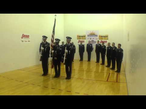 Color Guard Ceremony