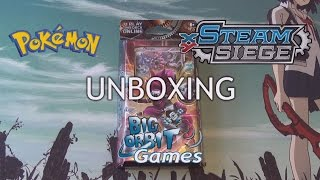 getlinkyoutube.com-Pokemon Steam Siege Hoopa Theme Deck Unboxing
