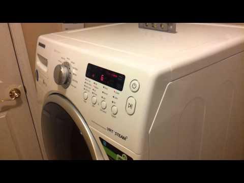 samsung vrt front load washer manual