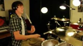getlinkyoutube.com-Stereo Hearts - Drum Cover - Gym Class Heroes ft. Adam Levine