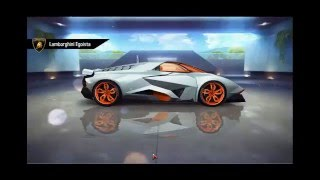 getlinkyoutube.com-Asphalt8 - Hack. Lamborghini Egoista. Unlocking infinite