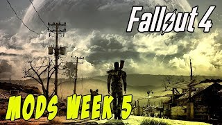 getlinkyoutube.com-FALLOUT 4 MODS - WEEK #5: New Tats, Storms, New Monsters, Texture Overhaul & More!