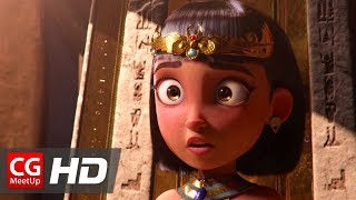 Cgi Animated Short Film   Pharaoh  By Derrick Forkel, Mitchell Jao   Cgmeetup