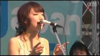 getlinkyoutube.com-Moumoon - Sunshine Girl LIVE