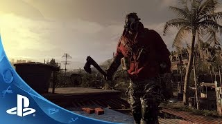 getlinkyoutube.com-Dying Light Gamescom Trailer | PS4