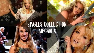 getlinkyoutube.com-Britney Spears: The Singles Collection Megamix [Extended Edition]
