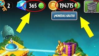 Plants VS Zombies 2: Cómo conseguí 365 gemas y 194,715 monedas (SIN TRUCOS)