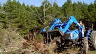 getlinkyoutube.com-Tree Puller ,,Homemade 1