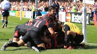 Tonga v Georgia - Full Match Video Highlights & Tries
