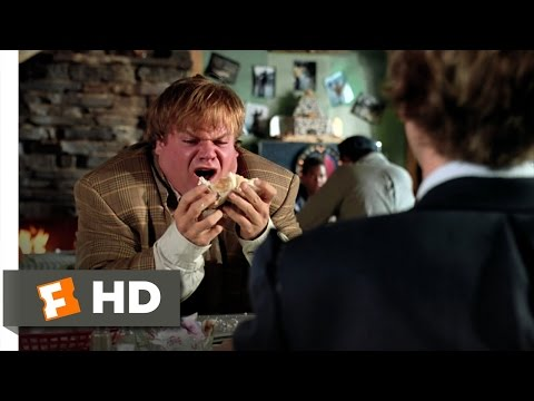Tommy Boy (7/10) Movie CLIP - I Killed My Sale! (1995) HD