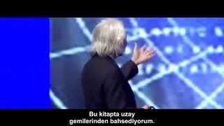 getlinkyoutube.com-Michio Kaku Bugünden Geleceğe Bakış Turkcell 2014