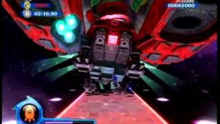 [Wii] Sonic Colors - Asteroid Coaster Boss