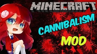 getlinkyoutube.com-Minecraft Mod รีวิว Cannibalism กินเลือดกินเนื้อ