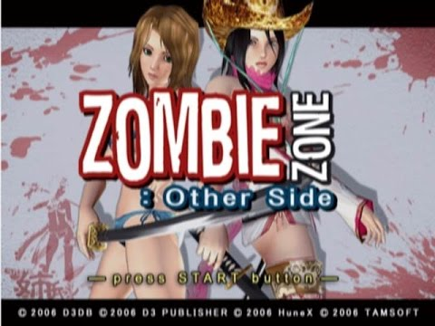 ZOMBIE ZONE  :OTHER SIDE