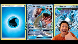 getlinkyoutube.com-Water TOOLBOX LAPRAS GX Deck, The Weavile Poketool Method
