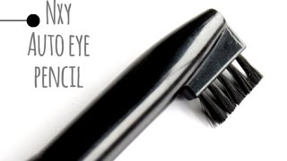 REVIEW   Nxy Brow Pencil
