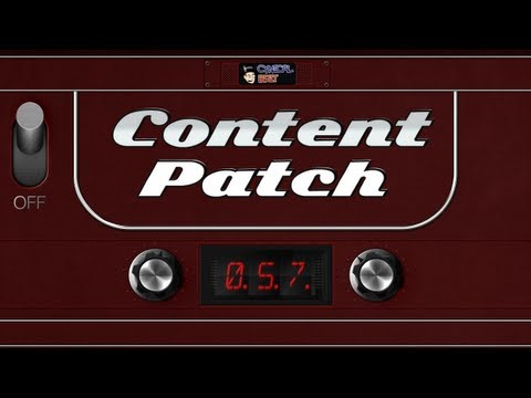 Content Patch - March 6th, 2013 - Ep. 057 [SimCity launch, new Thief, new Humble Bundle]
