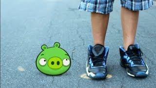 getlinkyoutube.com-Angry Birds: Space ATTACK