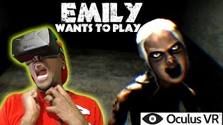 getlinkyoutube.com-Emily Wants To Play | Oculus Rift DK2 Horror Game  ( PANIC ATTACK )