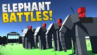 getlinkyoutube.com-Ancient Warfare 2 - ELEPHANT WARFARE & CUSTOM BATTLES! (Ancient Warfare Gameplay & Download Link)