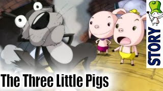 getlinkyoutube.com-The Three Little Pigs - Bedtime Story (BedtimeStory.TV)