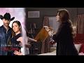 ¡Mercy le pone una trampa a Estela!   La doble vida de Estela Carrillo - Televisa