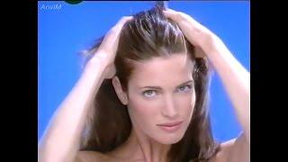 getlinkyoutube.com-Stephanie Seymour : Loreal Elsève Commercial (1994)