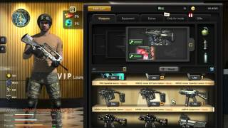 Special force 2 - Inventory after account hack! (new account) - fraps test 2
