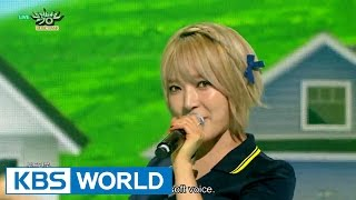 getlinkyoutube.com-AOA - Heart Attack (심쿵해) [Music Bank HOT Stage / 2015.07.03]