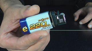 getlinkyoutube.com-Как сделать самую крутую электро зажигалку из КРОНЫ