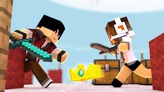 getlinkyoutube.com-Minecraft: SKYWARS DESAFIOS - QUEM É O REI?