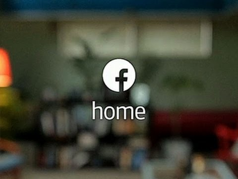 Facebook Home grabs home screen on Android phones