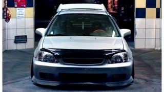 getlinkyoutube.com-Stanced Night Wash - Civic EK / Mazda Miata