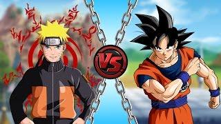 getlinkyoutube.com-Goku vs Naruto