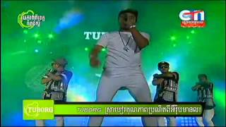 getlinkyoutube.com-Chhorn Sovannareach@ CTN , Tuborg Concert , 25-Sep-2016 , Part 02