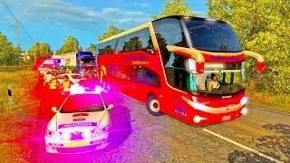 getlinkyoutube.com-Volvo Marcopolo G7 Bus ETS2 (Euro Truck Simulator 2)
