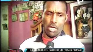 getlinkyoutube.com-Don Luis Farfán, padre del goleador, rompe su silencio en Teledeportes