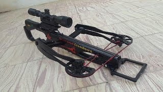 getlinkyoutube.com-This video shows how you can make  a powerful reverse crossbow 1/2