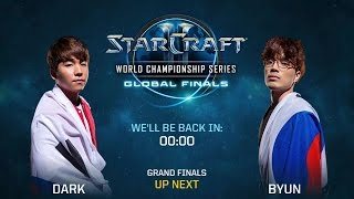 getlinkyoutube.com-Dark vs. ByuN ZvT - Finals - WCS Global Finals 2016 - StarCraft II