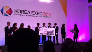 getlinkyoutube.com-VIXX Korea Expo 2014 (KBEE) - Charity Event