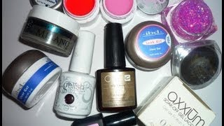 getlinkyoutube.com-UV Gels for Nails - All you need to know about them